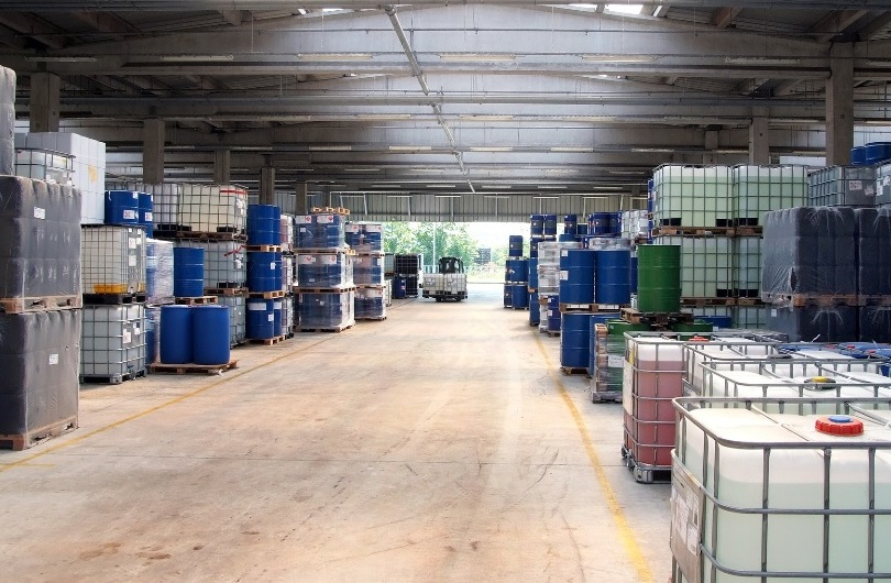 Commercial Real Estate Industrial Warehouse